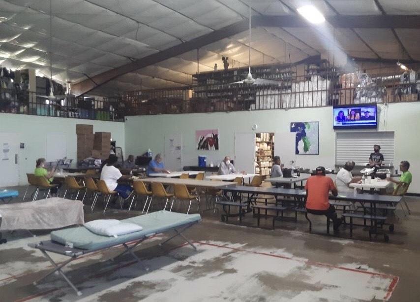 Randy Sams' Shelter-in Texarkana